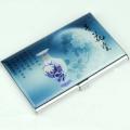 青花瓷不锈钢金属名片盒 03
