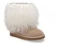 正品澳洲UGG羊毛一体女靴